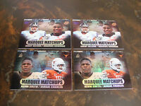 2008 Press Pass-SE Football---Marquee Matchups---Lot Of 4---Stars Only--See List