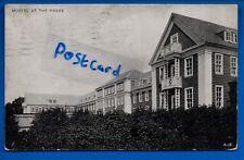 1928 POSTCARD HOSTEL AT THE HAYES SWANWICK DERBYSHIRE NR BELPER WIRKSWORTH