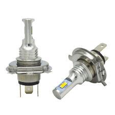 4000LM 35W 9003 H4 Cree CSP LED Fog Headlights Bulbs Kit High/Low Beam White x2