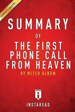 The First Phone Call from Heaven by Mitch Albom | A 30-minute Summary