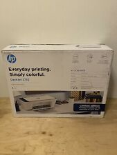HP DeskJet 2655 All-in-One Compact Printer - Blue Ink Already Installed.