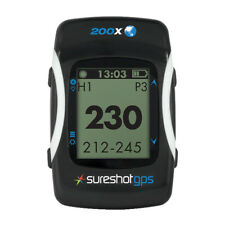 Sureshot 200x Golf GPS Hole Recognition Digital Scorecard Round Timer