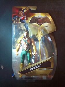 "BATMAN V SUPERMAN AQUAMAN 6"" ACTION Figure"