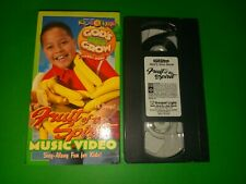 God's Kids Grow: Fruit of The Spirit Music Video (VHS)