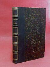 RAPHAËL - PAGES DE LA VINGTIÈME ANNÉE - A. DE LAMARTINE - 1849