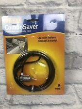 Kensington - ComboSaver Notebook Lock and Security Cable Factory Sealed