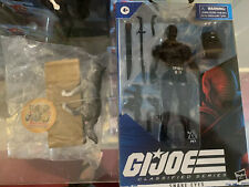 G.I. Joe Classified Series 6-Inch Snake Eyes Action Figure With Wolf NEW