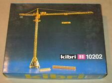Kibri HO Scale 10202 Construction Crane Model Railroad Train Layout Kit