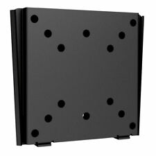"Low Profile LED LCD Monitor TV Wall Mount Bracket VESA 19 20 21 22 23 24 26 27"""