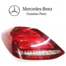 For Mercedes W205 C300 C450 AMG Driver Left Taillight Assy Genuine 205 906 20 02