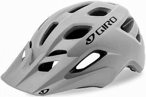 Giro - Fixture - MTB Bicycle Bike Helmet - Matte Grey - Unisize 54-61cm