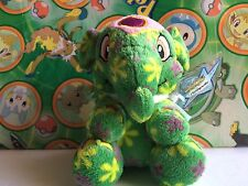 Neopets collectors Plush Disco Elephante Keyquest Virtual Prize Code series 5