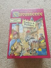 Carcassonne Expansion 2 Traders and Builders  Old Edition. Brand New, Sealed
