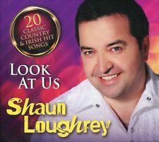 SHAUN LOUGHREY - Look at Us (Irish Country Music CD Ft. Black Velvet Band)