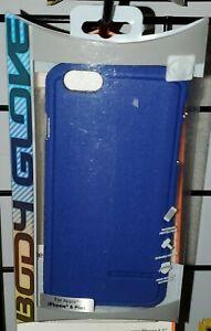 Body Glove Satin Flex Gel Case iPhone 6 Plus/6S Plus - Blueberry - #20E
