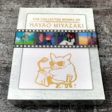 The Collected Works of Hayao Miyazaki Blu-ray Complete Collection new & sealed