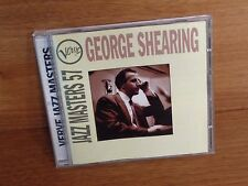 Jazz Masters 57 : GEORGE SHEARING : CD Album :  Verve CD : PY 899