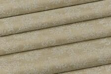 "1.50m Laura Ashley ""Josette Heart"" in Natural FR Upholstery Fabric"