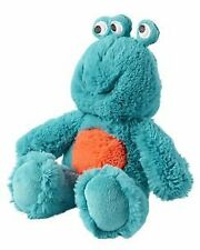 NWT Carters Plush Green Blue 3 Eyed Three Eyes Alien Monster Baby Toy 67216