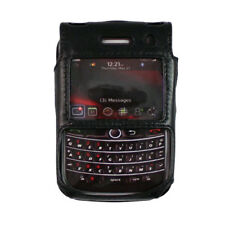 Verizon Leather Case for Blackberry Bold 9650/Tour 9630 (Black) - RIMTOURCAS (Bu