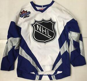 New CCM Peter Forsberg 1998 NHL All-Star game hockey jersey large senior mens sr
