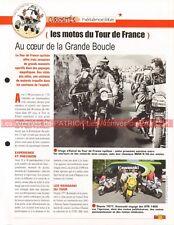 Motos du Tour de France Cyclisme BMW Série 2 R1200 RT Joe Bar Fiche Moto #004866