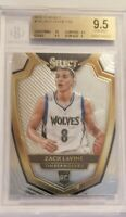 2014-15 Zach Lavine Select Premier level #156 Rookie BGS 9.5 GEM MINT💎📈