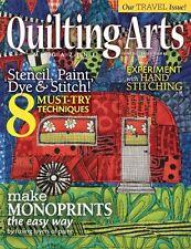 Quilting Arts Magazine June/July 2013 (Originally £5.95)
