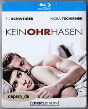 """""""KEINOHRHASEN"""" - Til Schweiger - Matthias Schweighöfer - BLU RAY STEELBOOK - OOP"""