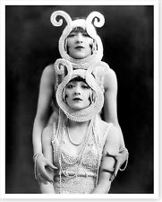 Actress Dancers The Dolly Sisters Celebrity 8x10 Silver Halide Photo