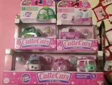 Shopkins Cutie Cars Collectible Freezy Riders Gift Toys Pretend Play First Wave