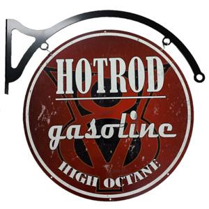 MASSIVE Holden Ford V8 Hot Rod Metal Bar Wall Sign Man Cave Shed Garage Workshop