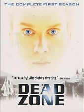 THE DEAD ZONE - Series 1. Anthony Michael Hall, Nicole de Boer (4xDVD BOX SET)
