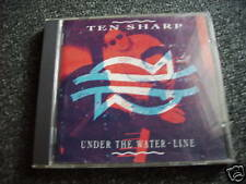 Ten Sharp-Under the Water Line CD-Made in Austria