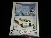 Glacier Racer -  PC CD-Rom Game - 2007 - NEW AND SEALED
