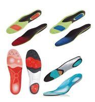 Gel Komfortsohle Einlegesohlen Schuh Sport Einlagen Gelpolsterung Fersenkissen