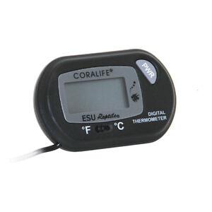 Coralife Aquarium Digital Temperature Reader