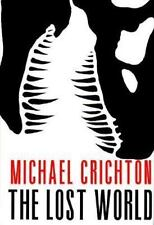 The Lost World by Michael Crichton (1995, Hardcover) Dust Jacket Incl