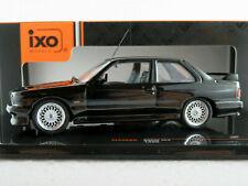IXO CLC308N BMW M3 Limousine (1990) in schwarz 1:43 NEU/OVP