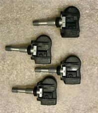 4 Tire Pressure Sensors Honda OEM 42753-T6N-A01 TPMS NEW