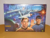 VINTAGE GAME  1992 STAR TREK THE GAME COLLECTORS EDITION SEALED BOX NEW