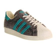 New~Adidas SUPERSTAR 80s SNAKESKIN CLASSIC campus samba Gazelle Shoe~Men sz 11.5