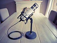 Rode Podcaster inkl. Spinne und Stativ TOP Zustand für Blog oder Podcast