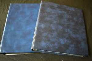 2x Empty Albums for Covers/FDCs etc, 99p Start