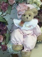 "MAKAYLA 17"" Bearington Collectible Bear #143101 New 2005 w/tag RARE $34.99 LTD"