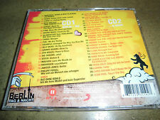 Berlin Tag & Nacht 2 - 2 CDs Zoo Brasil Seeed Madsen R.I.O. David Guetta