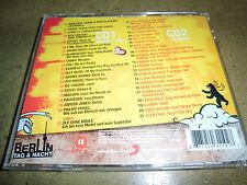 Berlin Tag & Nacht 2 - 2 CDs Zoo Brasil Seeed Madsen R.I.O. David Guetta