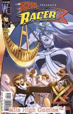 RACER X (SPEED RACER PRESENTS) (DC/WILDSTORM) (2000 Series) #2 Fine Comics