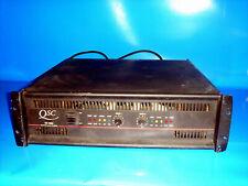 Amplificatore Qsc EX4000 Power Amplifier-Original Box-Dual MONO-1200W