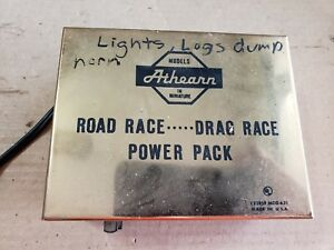 Athearn Road Race Drag Race Power Pack